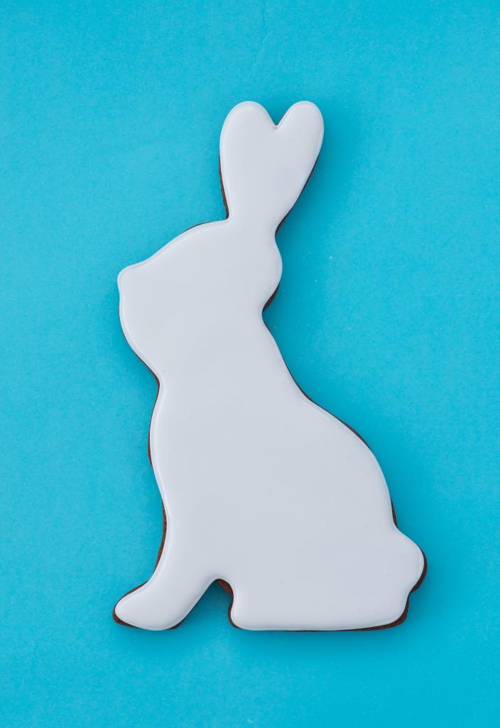 Jumbo Bunny Surprise Cookie - Sweet Bake Shop